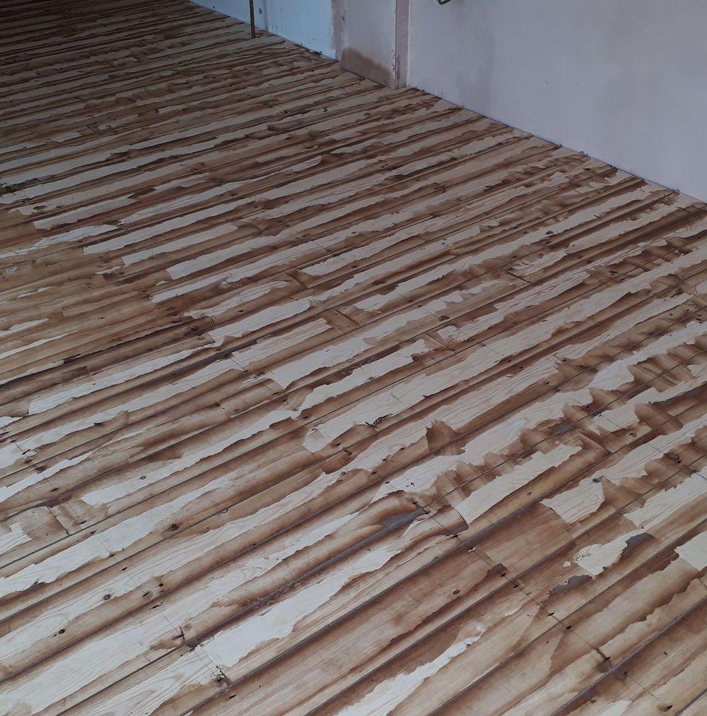 Gap Filling For Floor Sanding Process | Btown Flooring